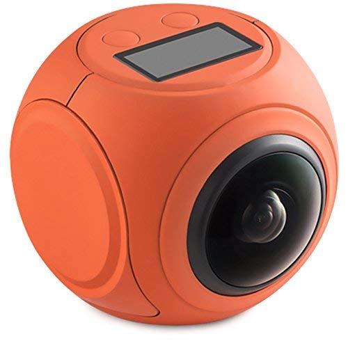Câmera Atrio Panorâmica X-Pheral Wi-fi com Óculos V.R Laranja - DC187