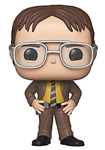 Boneco The Office Dwight Schrute Pop Funko 871 💞 SUIKA 💞 ⊂(・﹏・⊂)⊂(・﹏・⊂)