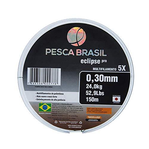 Linha Multi Eclipse - Pro 0,16 Mm, Pesca Brasil
