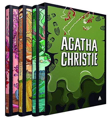 Coleção Agatha Christie - Box 4