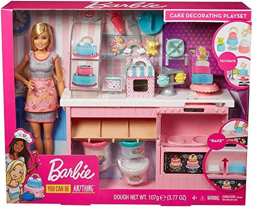 Barbie Profissoes CHEF de Bolinhos