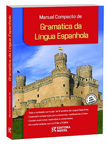 Manual Compacto de Gramática da Língua Espanhola