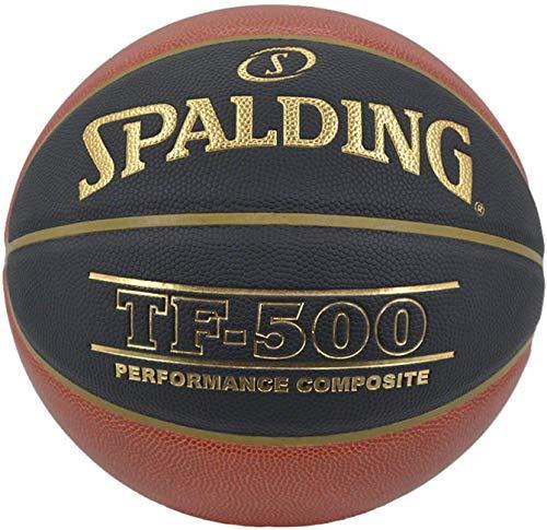Bola de Basquete Profissional Spalding TF-500 CBB - Microfibra