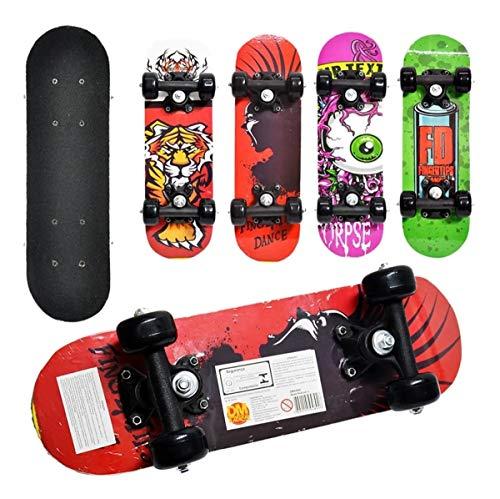 Skate Infantil Completo Junior Radical Shape Iniciante