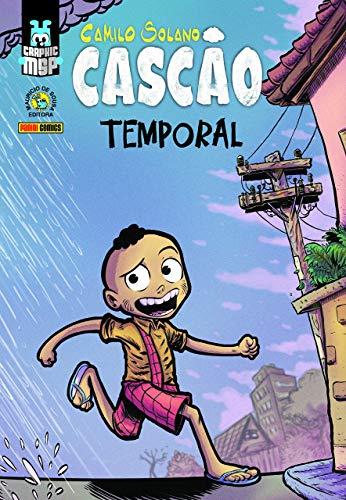 Cascão: Temporal - Capa Dura