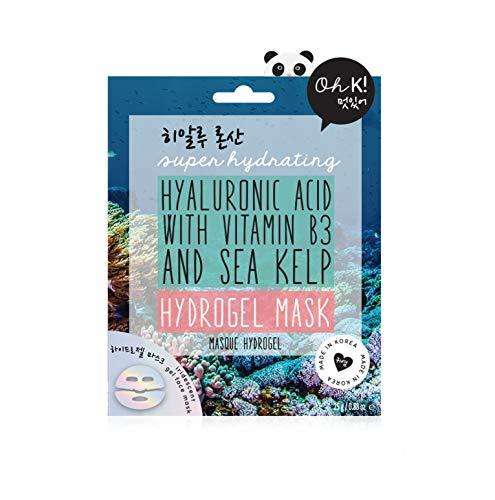 Oh K! Hyaluronic Acid Hydrogel Mask, Blink Lab
