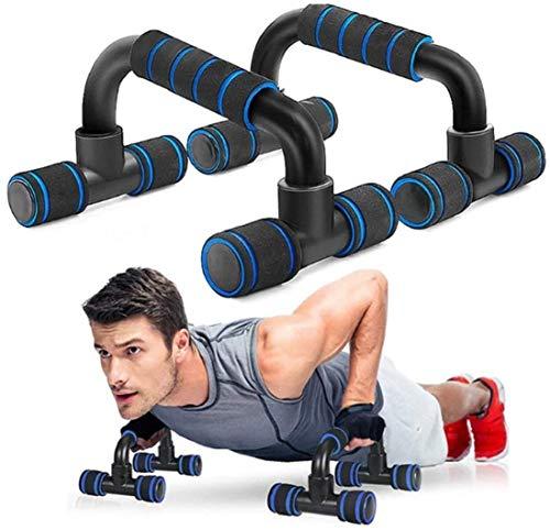 Apoio Para Flexão Fitness Preto/Neon Atrio - ES240, Padrão