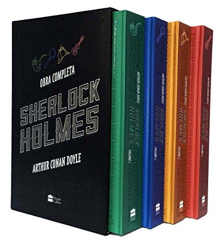 Box Sherlock Holmes