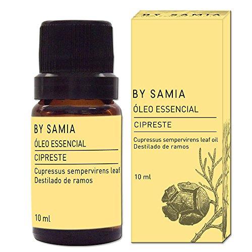 Óleo Essencial de Cipreste 10 ml, By Samia, Multicor