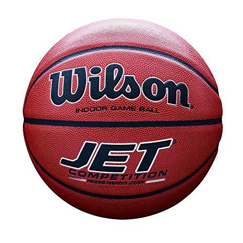 Bola de basquete Wilson Jet, oficial - 75 cm, laranja
