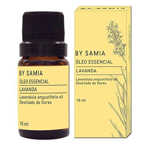 Óleo Essencial de Lavanda 10 ml, By Samia, Multicor