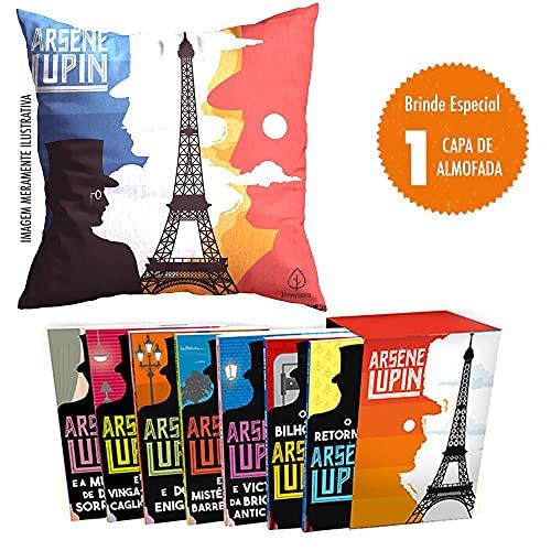 Box Arsène Lupin Volume III - 7 Livros + Brinde Exclusivo
