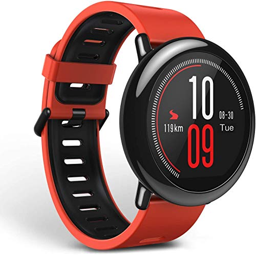 Xiaomi Amazfit Pace Smart Watch (Red, A1612, Global Version)