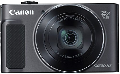 Câmera Canon PowerShot SX620 HS - Preto