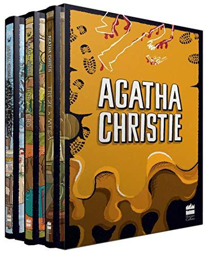 Coleção Agatha Christie - Box 6