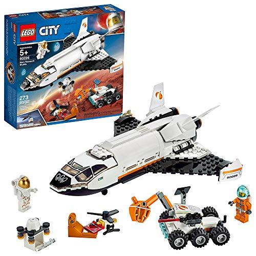 Lego CITY Vaivém Espacial de Pesquisa em Marte 60226