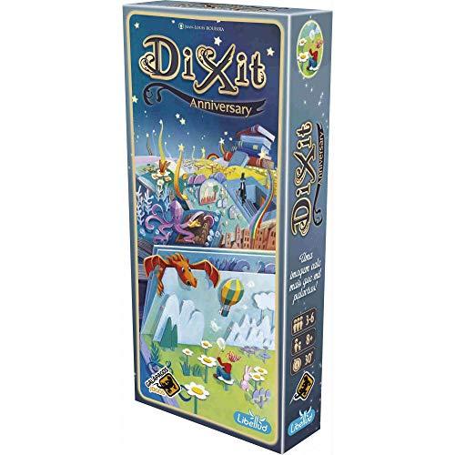 Dixit Anniversary Expansão de Jogo de Tabuleiro Galapagos DIX009