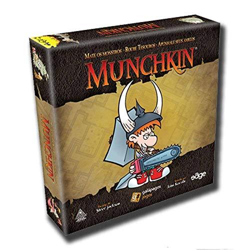 Munchkin - Galápagos Jogos