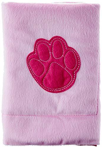 Edredom Plush Rosa Pet para Cães e Gatos SS Pets para Cães