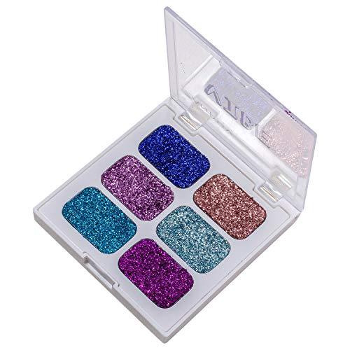 Zanphy Paleta de Glitter Linha Vibe 02