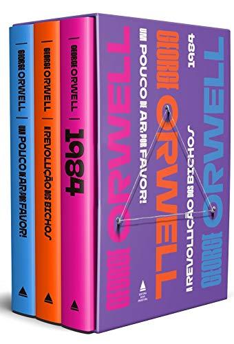Box George Orwell - Exclusivo Amazon