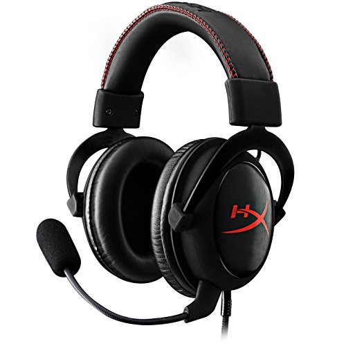 HEADSET GAMER CLOUD CORE, Hyper X, KHX-HSCC-BK