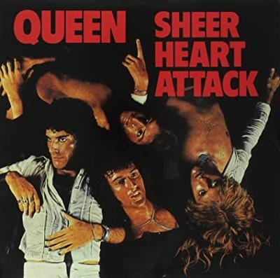 Capa do disco Sheer Heart Attack.