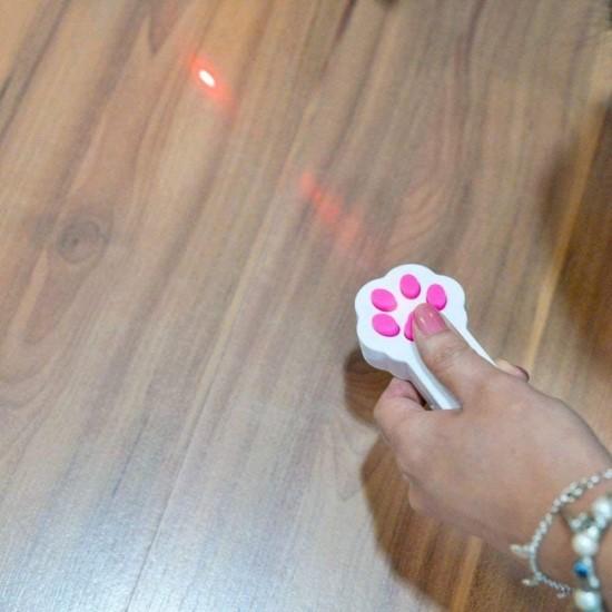 Laser para gatos.