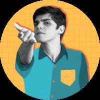 Foto de perfil do Bernardo.