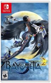 Capa do jogo Bayonetta 2.