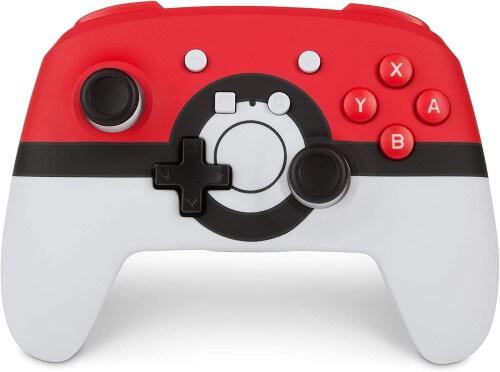 Controle PowerA Enhanced Wireless Mario Bros 3.