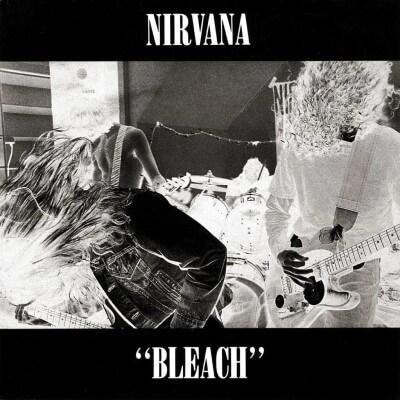 Capa do disco Bleach.