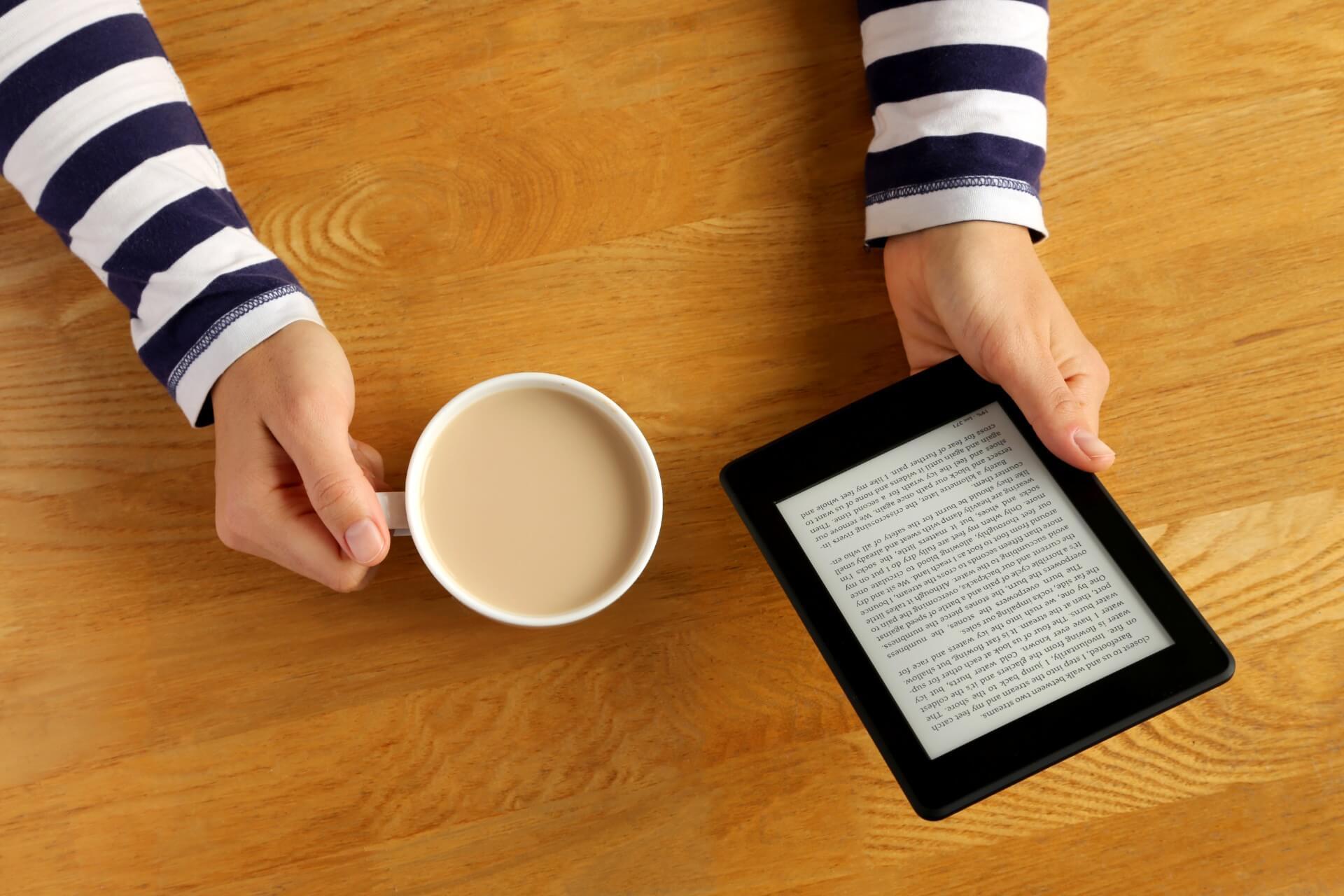Qual Kindle Comprar?