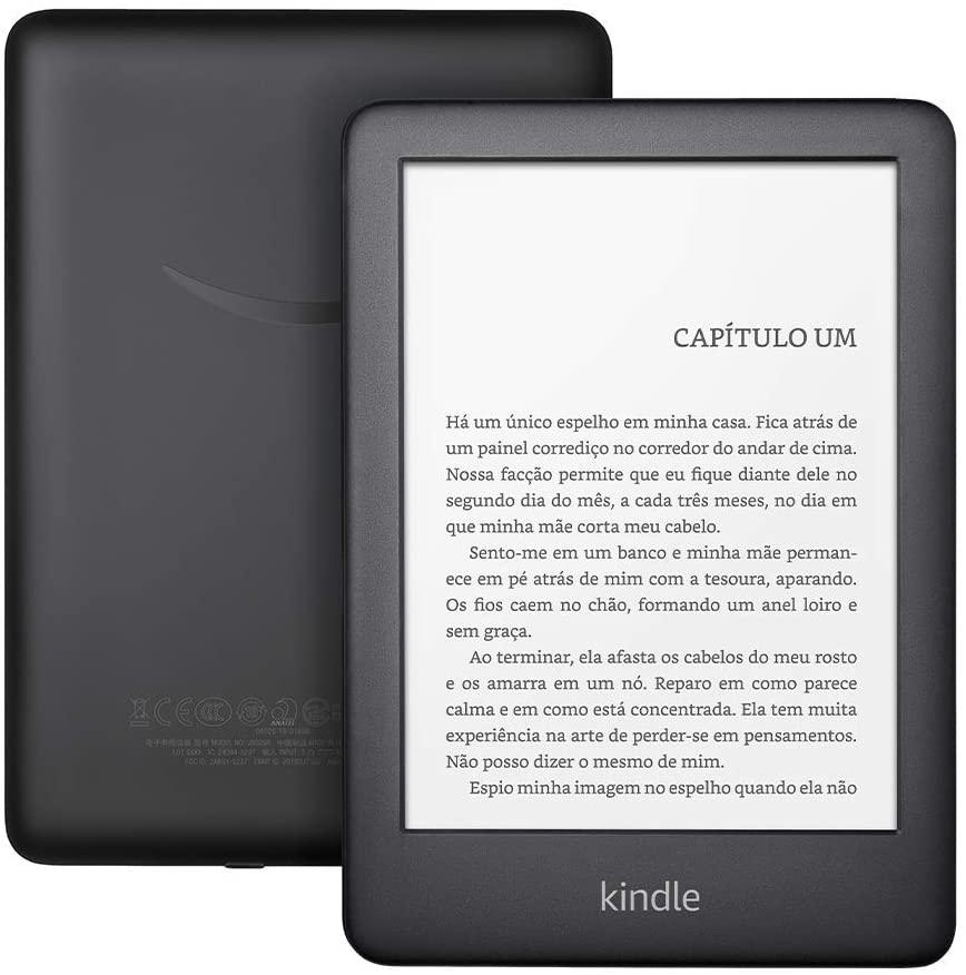 Qual Kindle Comprar: kindle 10ª geração