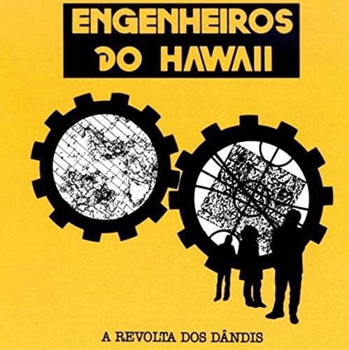Capa do álbum A Revolta dos Dândis da banda Engenheiros do Hawaii.