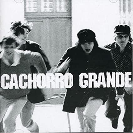 Capa do álbum Cachorro Grande da banda Cachorro Grande.