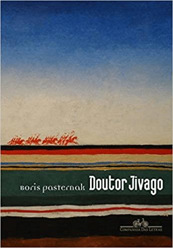 Capa do livro Doutor Jivago.
