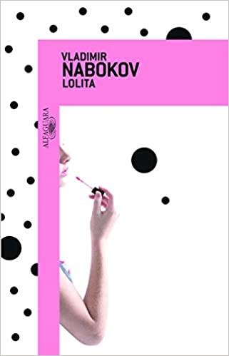 Capa do livro Lolita.