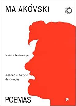 Capa do livro Maiakóvski - Poemas.