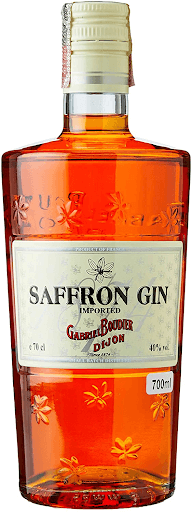 Gin Saffron Gabriel Boudier