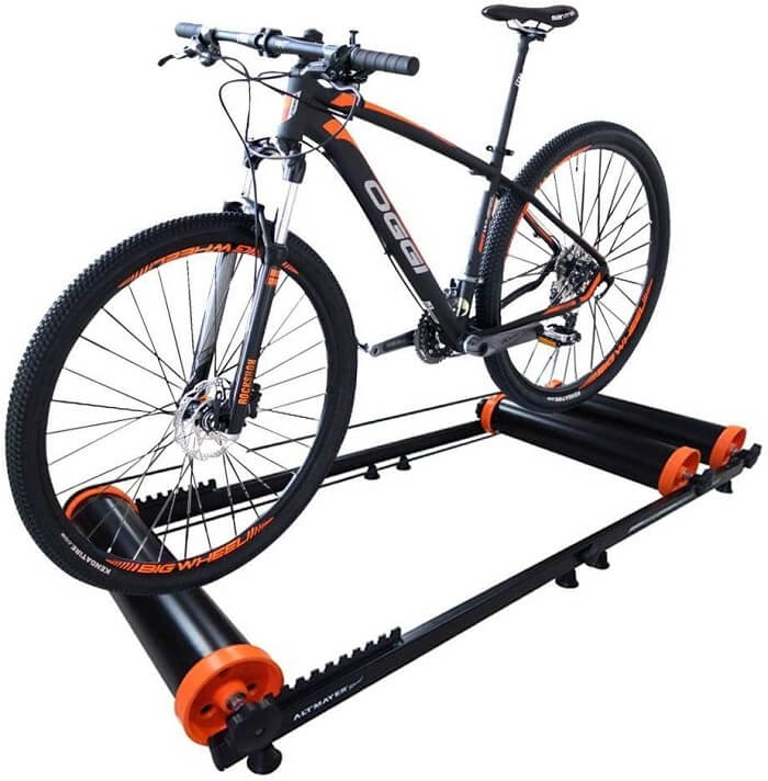Rolo de treino para bike solto AL-216