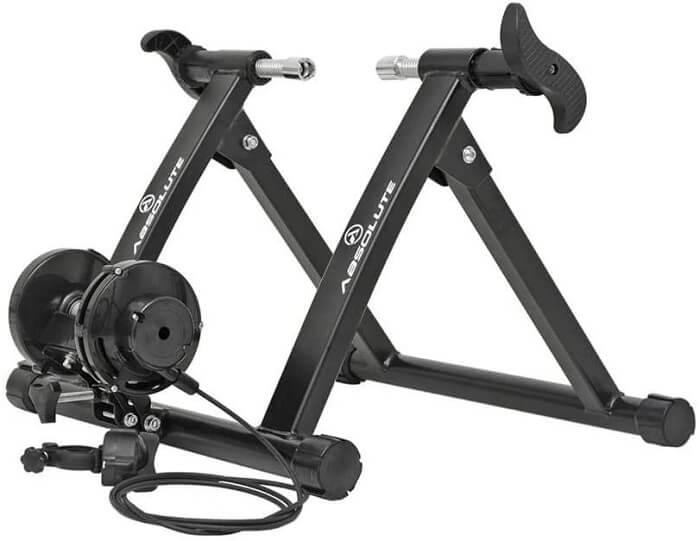 Rolo de treino para bike Absolute Wild 5