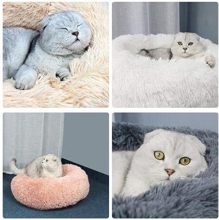 caminhas-para-gatos-cama-redonda-pelucia