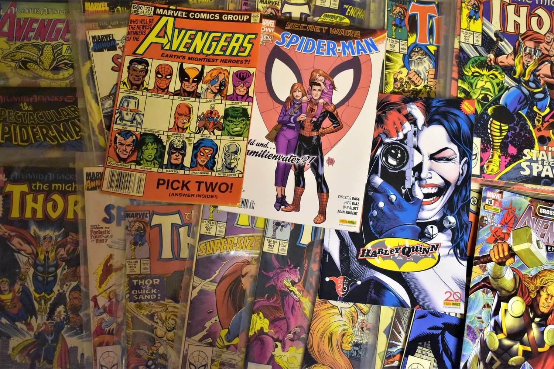 Melhores Quadrinhos Da Marvel