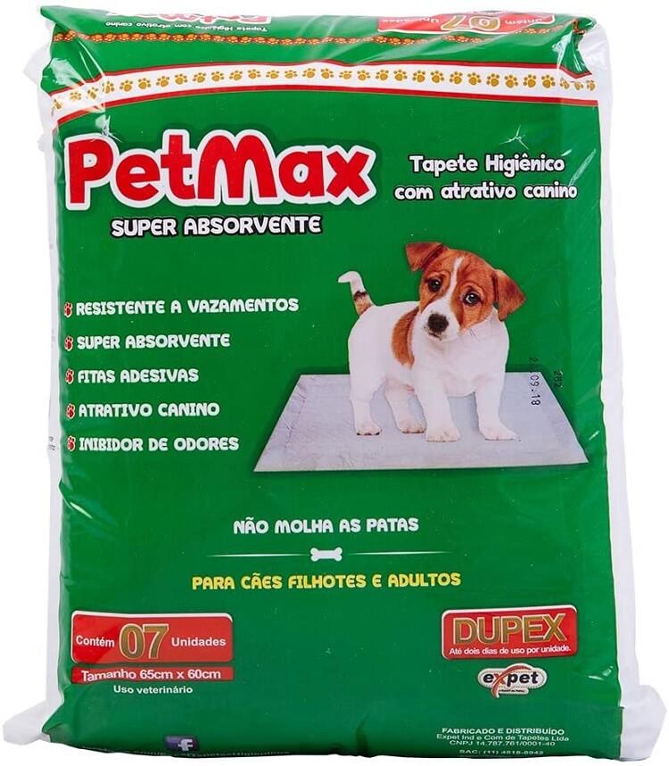 Tapete higiênico PetMax.