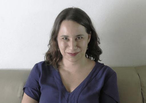 Poeta Ana Martins Marques.