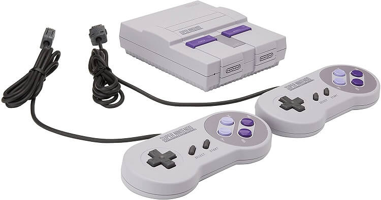 Super Nintendo Entreterniment System