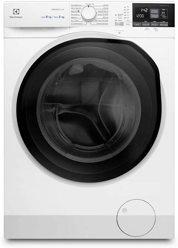 Lava e Seca Electrolux Branca Perfect Care Inverter - LSP08