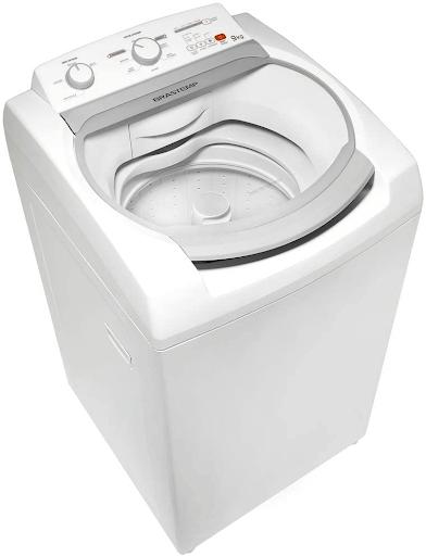 Máquina de Lavar Ciclo Tira Manchas e Enxágue Duplo Brastemp - BWJO9AB.