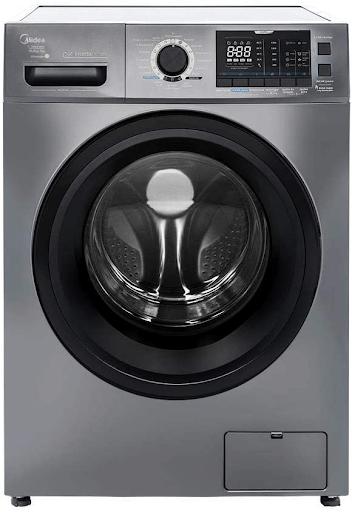 Lava e Seca Midea Storm Wash Inverter Tambor 4D - LSE10X1.